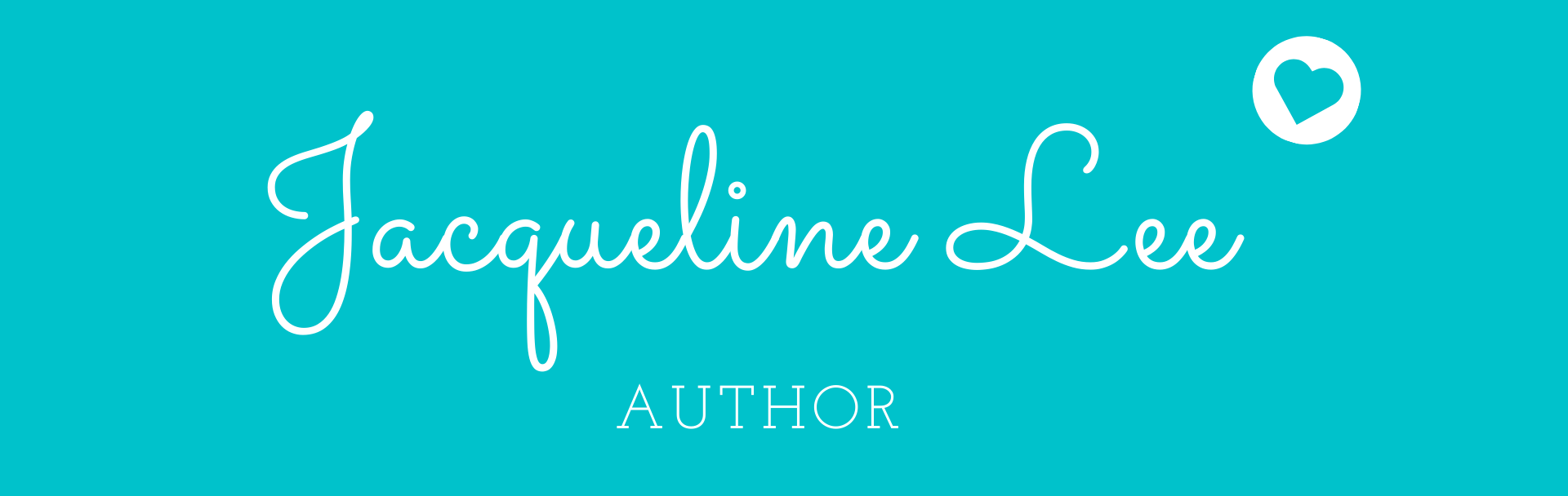 Jacqueline Lee author